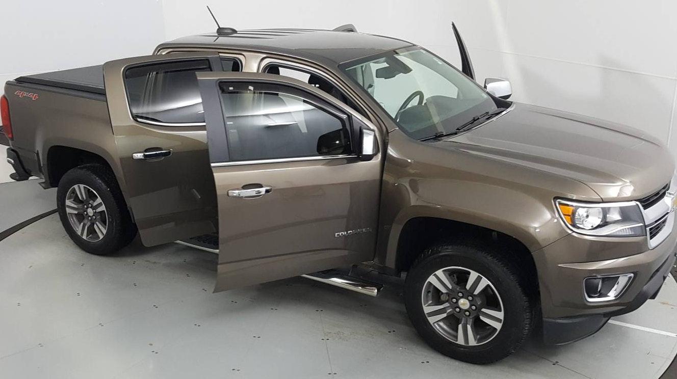 2015 Chevrolet Colorado Short Bed