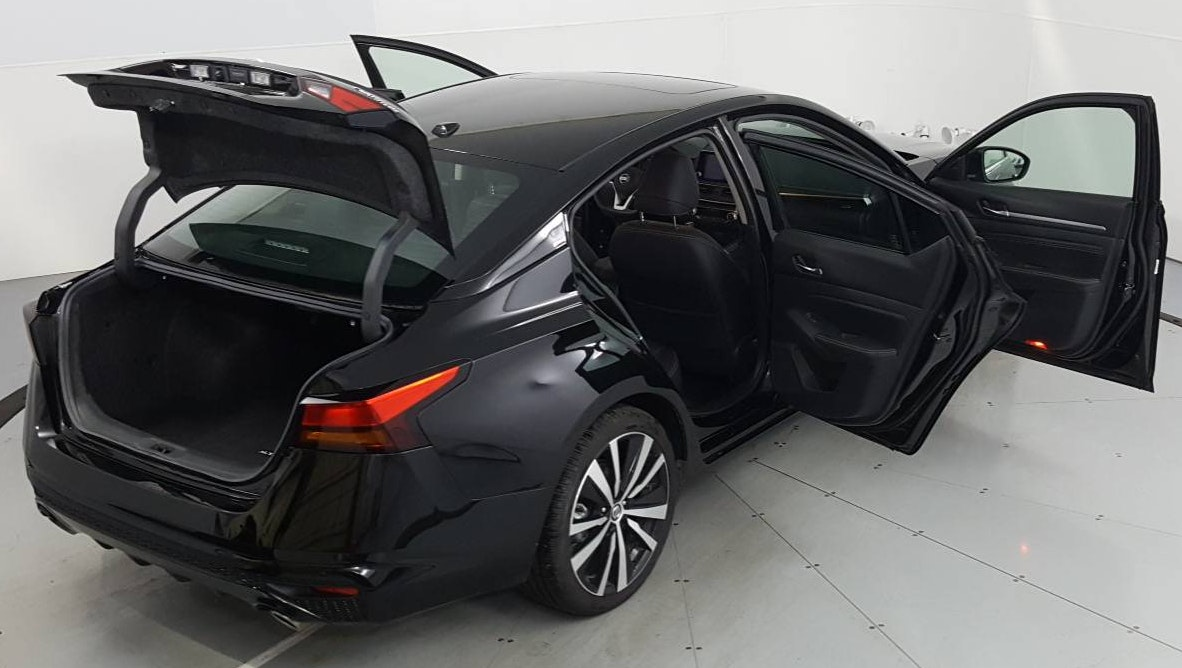 2019 Nissan Altima 4dr Car