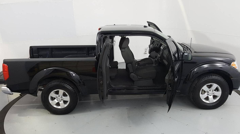 2013 Nissan Frontier Standard Bed