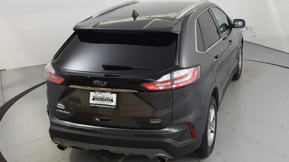 2019 Ford Edge Sport Utility