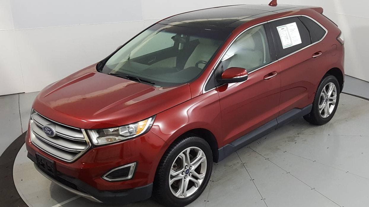 2017 Ford Edge Sport Utility