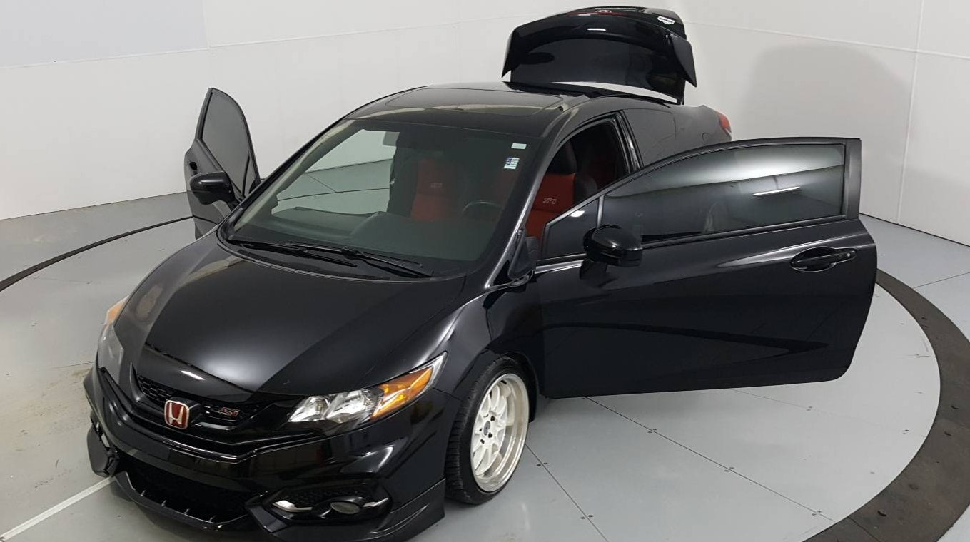 2014 Honda Civic 2dr Car