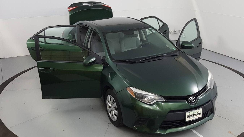 2014 Toyota Corolla 4dr Car