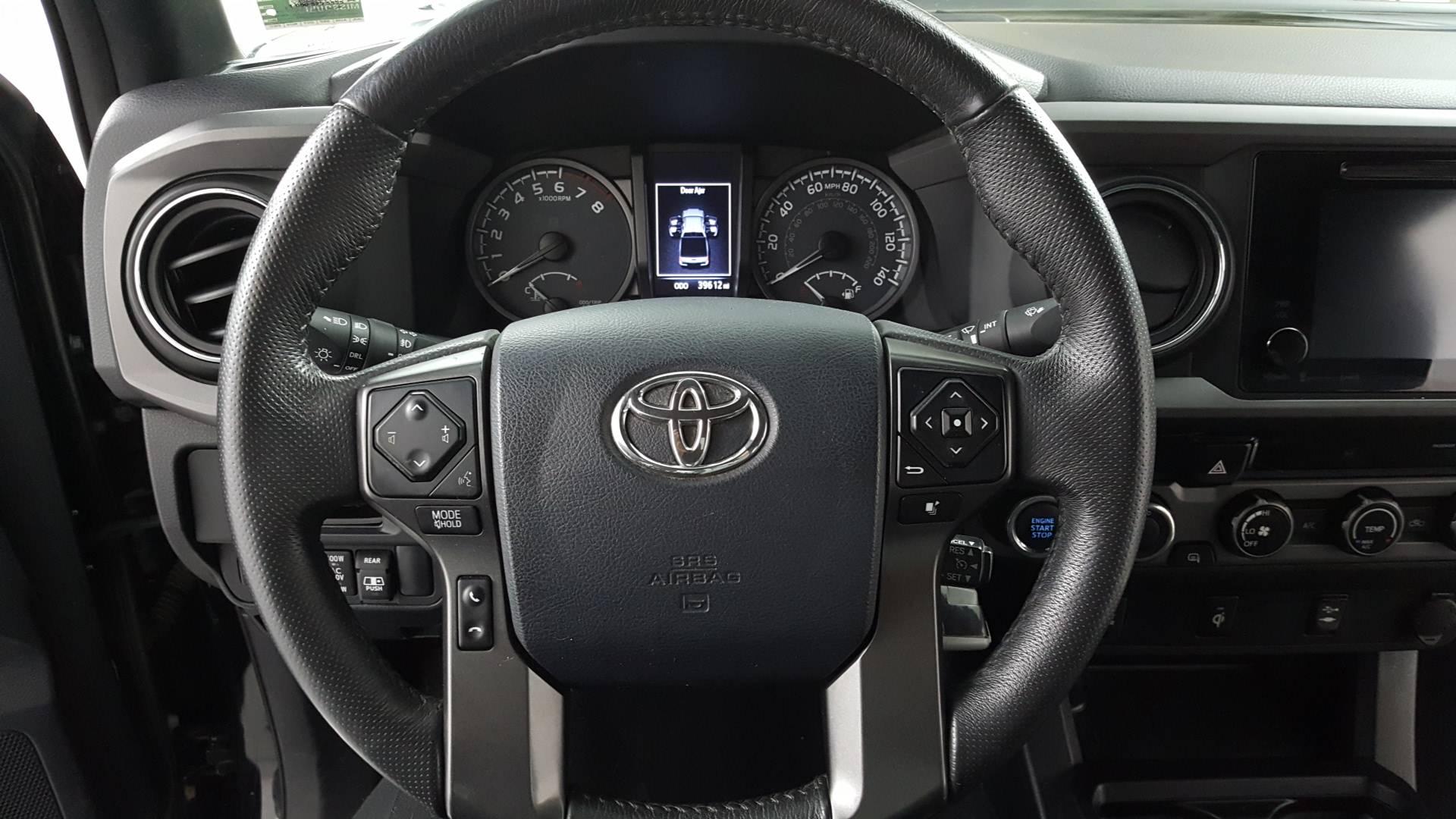 2017 Toyota Tacoma Short Bed