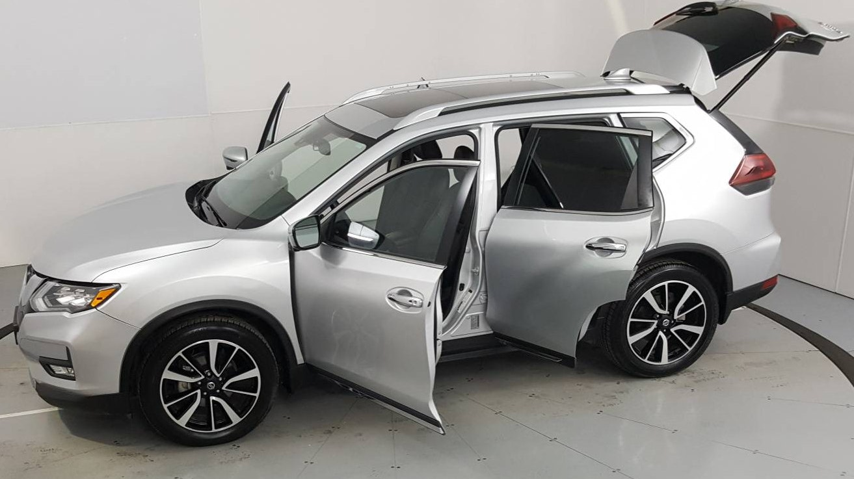 2019 Nissan Rogue Sport Utility