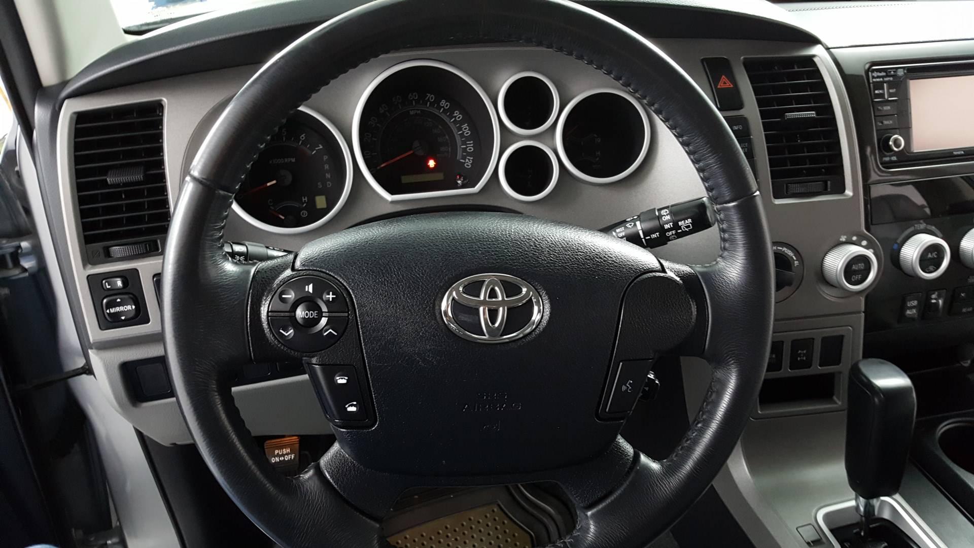 2013 Toyota Sequoia Sport Utility